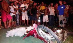 RN - Acidente na ponte de Igapó deixa um jovem de 16 anos morto