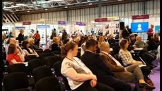 Victoria, Founder of Burning Nights CRPS Support Speaks at Naidex Disabi...