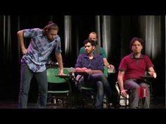 Os Barbixas - Improvável - Escolinha Improvável (Bruno Motta, Guilherme Tomé e Daniel Tauszig) - YouTube