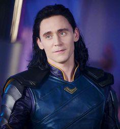 Tom Hiddleston as Loki in Thor:Ragnarok