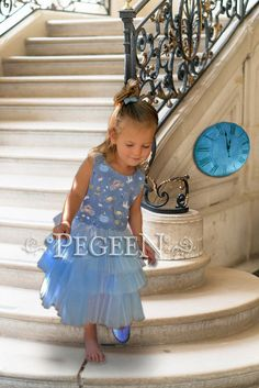 NEW PRODUCT LAUNCH ALERT! ⁠ Princess Every Day Collection by Pegeen.com starting at $79. Includes shorts.⁠  It's almost midnight and this little princess lost her slipper!  Oh My!  This beautiful design of carriages, mice, pumpkins, Cinderella rags and her ballgown - but where is that glass slipper?  Wear this dress at the ball, the parks to get in the spirit, birthday party, on Sunday or any occasion. Durable enough for everyday.⁠ ⁠ #disney #disneybounding #disneybound #cinderellacastle