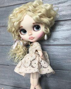 Reserved for Randy-Ооak custom blythe doll от DaryaJavnerikDolls