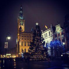 Pretty one, isn't it? :) #gdansk #christmastree #maintown #igersgdansk #instagdansk #christmas #xmas #bynight #ilovemycity #ilovegdn