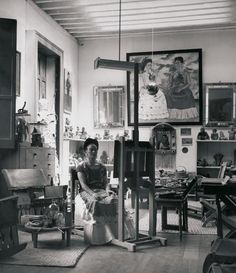 Фрида Кало, 1943