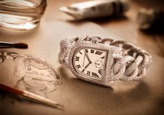 Discover the making of the Stirrup Diamond Link watch, which showcases Ralph Lauren's attention to intricate details and exceptional finishes