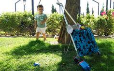 CANGUR, es esa bolsa con ruedas perfecta para llevar los juguetes al parque!!