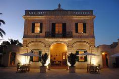 Alcaufar Vell Hotel & Restaurant. Alcaufar. Menorca.