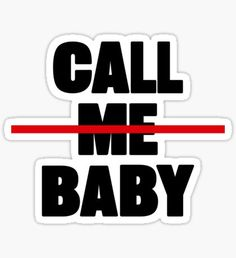 EXO - CALL ME BABY Sticker