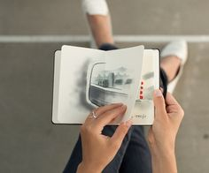 Paper on paper: FiftyThree and Moleskine partner to print your digital journals