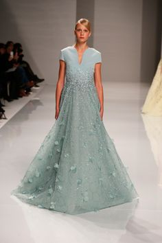 Georges Hobeika | Couture Spring-Summer 2015 | Look 38