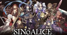 Square Enix, Taro Yokos SINoALICE Smartphone Game Previewed in 2nd Video