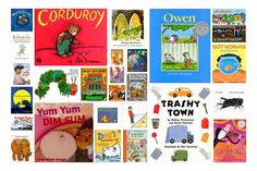 Children's Books From A-Z ! 26 fantastic children's classics and some new books too that you must read with your kids.