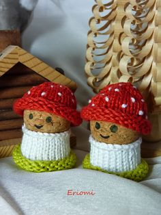 Eriomi: Was mache ich mit den vielen Sektkorken? Eriomi: What do I do with the many champagne corks? Christmas Hacks, A Christmas Story, Christmas Crafts, Christmas Decorations, Loom Knitting, Knitting Patterns, Finger Knitting, Diy Cork, Woodworking Crafts