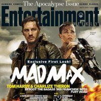 See Badass Charlize Theron and Tom Hardy in First Look at Mad Max: Fury Road!