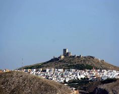 """#Málaga - #Teba Coordenadas GPS: 36º 59' 14"""" -4º 55' 16"""" / 36.987222, -4.921111  El castillo de la Estrella se alza sobre una alargada y extensa colina desde la que domina la localidad de Teba, provincia de Málaga."""
