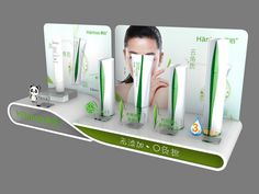 This facial cleanser display stand was made of high quality acrylic material. Free tool cost for custom orders. Pos Display, Counter Display, Product Display, Counter Top, Makeup Display, Cosmetic Display, Vape Stand, Cosmetics Display Stand, Makeup Stand