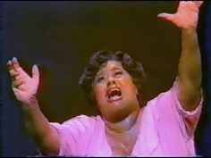 """In her Tony Award winning performance, Jennifer Holliday sings """"And I'm Telling You"""" from """"Dreamgirls"""" for the Tony Awards telecast. I Love Music, Music Is Life, Broadway Lyrics, Musical Theatre, Theatre Stage, Praise Songs, Jennifer Hudson, Make You Cry, Music Film"""