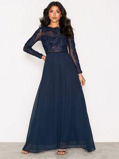 LS Maxi Dress