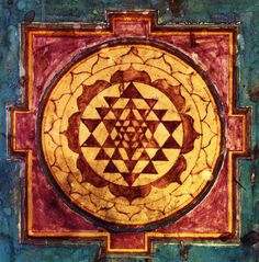 Presentación del mandala más importante de la tradición hindú, que simboliza la creación a partir de la unión de los aspectos femenino y masculino de la divinidad. Texto de Ajit Mookerjee y Madhu Khann.