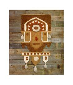 Vintage Don Freedman Fiber Art Wall Hanging by independencevintage, $250.00