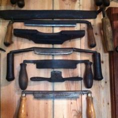 antique tools / oakhilliron.com