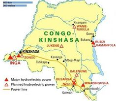 20161024 SITE INVESTIGATIONS FOR THE PROPOSED SOMBWE HYDROPOWER SCHEME, #DRC