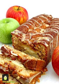 Let me introduce you to my Moist Caramel and Apple Loaf Cake. It's delicious with the spices running through and the layers of apple all the way along the cake. It's a moist and flavourful cake, and although you should serve it once cooled, I like to eat it warm too! Once you've tried this recipe, I am sure you will make it time and time again. So here's the recipe, and please enjoy! TOP TIP : You could also add a handful of pecans in the cake batter, that would also be delicious! You wil...