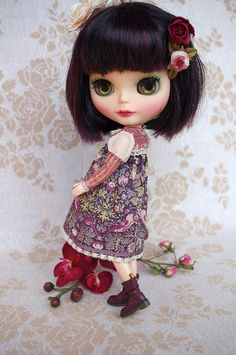 For Mimsy III   Blythe clothes for dolls : tutorial : Kikihalb ♧ Forest~Tales ♧