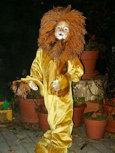Lion Costume Sooo Cute!