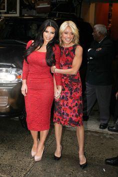 Kim Kardashian Photos: Kim Kardashian in Lace