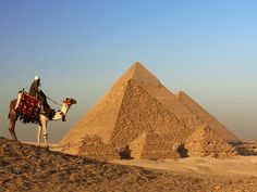 Pyramids of Giza Egypt. Enjoy Cairo & Nile Cruise Holiday and see the most famous historical sites and tourist attractions of Egypt in Cairo, Aswan and Luxor. Cairo Pyramids, Giza Egypt, Egypt Tourism, Egypt Travel, Nile River Cruise, Cruise Holidays, Kairo, Visit Egypt, Day Tours