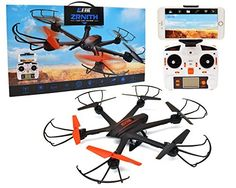 EiHi S19R Remote Control RC UFO Hexcopter Drone with FPV Camera Black ** Read more reviews of the product by visiting the link on the image.Note:It is affiliate link to Amazon. #pretty