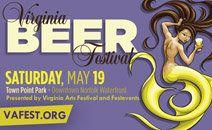 Virginia Beer Festival May 19!!
