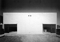 OfHouses 379. Tadao Ando /// Ueda House /// Soja, Okayama, Japan /// 1978-79