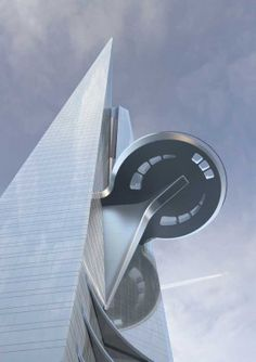 Kingdom Tower Jeddah//