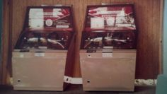 Miami Seaquarium Mold-a-Rama machines (1970's)