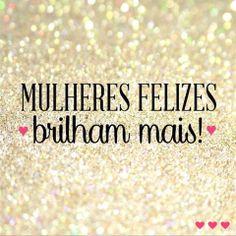 #Felicidade #Mulher