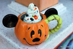 Can't wait to try these treats when I go to Disney for Halloween!