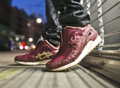 ASICS Gel-Lyte MT Extra Butter x Ghostface Killah Pretty Toney Sneakers  Addict 4b7c0222ba18