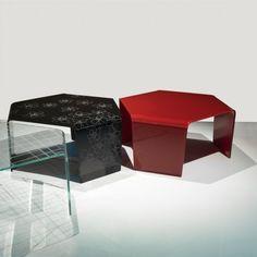 Table basse design en verre - 3 Feet Sovet® - 8