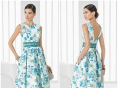 Tem de ver as novas propostas para vestidos de festa que a Rosa Clará apresentou para o ano  de 2016!! Modelos elegantes e sofisticados que faz toda