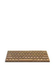 Bambeco Bamboo Bluetooth Keyboard