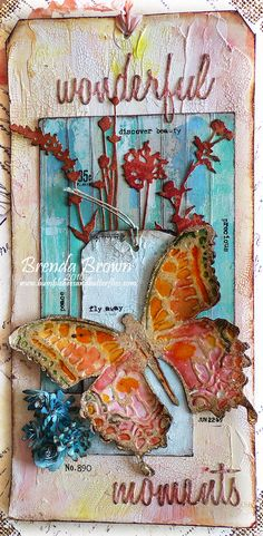 April Tag Friday for AVJ | Bumblebees and Butterflies | Bloglovin'