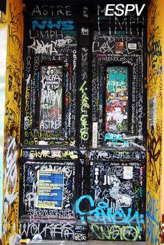 Berlin doors