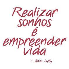 #autoajudadodia por @akftf ! Correr atrás dos nossos sonhos e colocá-los em prática é a receita para o sucesso! Concordam? :-)