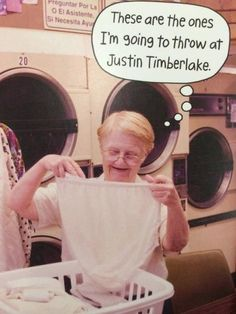 Granny Underwear: These are the Ones I'm Going to Throw at Justin Timberlake - Best Funny Pictures Walmart Humor Fail Jokes