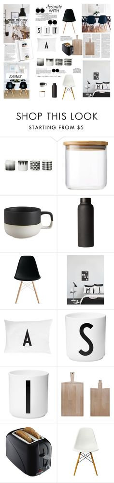 """""""Decorate with......."""" by efashiondiva7 ❤ liked on Polyvore featuring interior, interiors, interior design, home, home decor, interior decorating, ferm LIVING, Loveramics, CB2 and Design Within Reach"""
