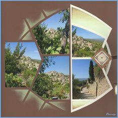 Petit retour en arrière ...avant notre arrivée sur l'ïle de beauté nous avons passé quelques jours en Provence... 1 ère étape Gordes. Mise...