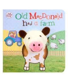 Love this Old MacDonald Had a Farm Board Book by Parragon on #zulily! #zulilyfinds