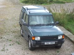 1999 LAND ROVER DISCOVERY for sale | LRO.com, UK